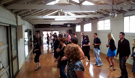 Beginners Salsa Class at Latin Fire in Christchurch