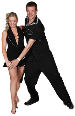 Jeni and Keagan, Latin Fire Salsa Dance Performance Troupe Dancers, Christchurch, New Zealand