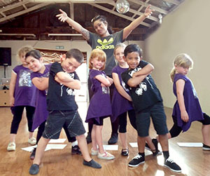 Kids Hip Hop class in Christchurch