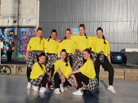 latin fire dance Christchurch NZ dance revolution salsa beginners kids youth adults hip hop partner fun jazz performance