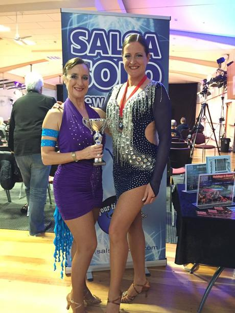 nz salsa solo competition class beginner advanced performance christchurch dance