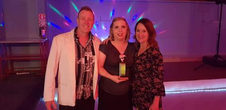 Above & Beyond Award 2018 - Catherine Smyth