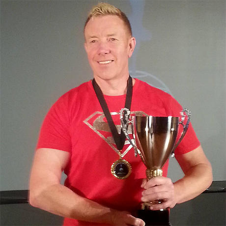Winner of the New Zealand Masters section of the NZ Salsa Solo in Christchurch