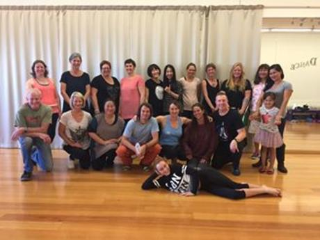 Latin Fire Kaikoura dance workshop class salsa Christchurch NZ