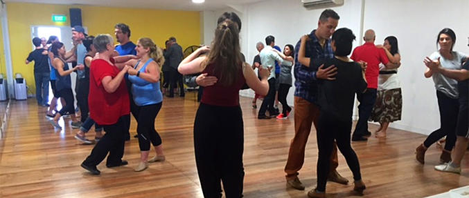 Beginners Salsa Latin Dance Class at Tuam Street