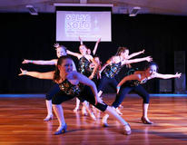 Youth Salsa Dance Dance Team