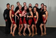 Latin Fire at Nationals 2010