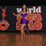 World Salsa Solo 2015 Kathy