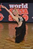 World Salsa Solo 2nd Place Masters Salsa Solo