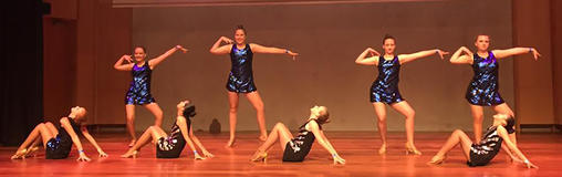 New Zealand World Latin Dance Cup Youth Division 2017