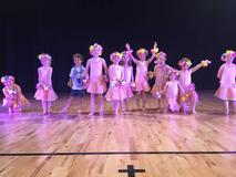 Rainbow Team - Kids Dance Team at Showcase
