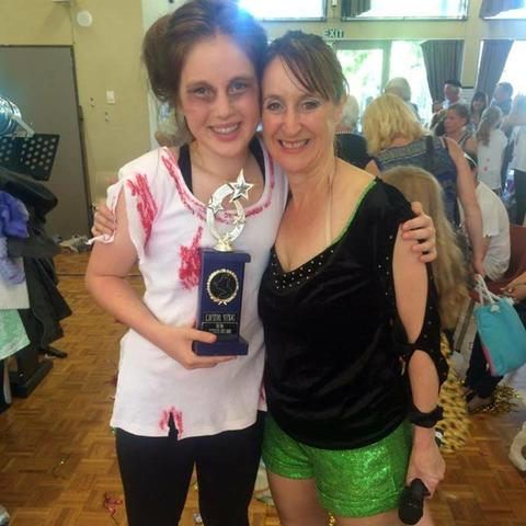 Great way to end the dance season!  A big thanks to Donna who has been my inspir