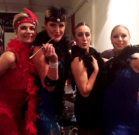 Great Gatsby Themed Party at the Melbourne Latin Dance Fesitval