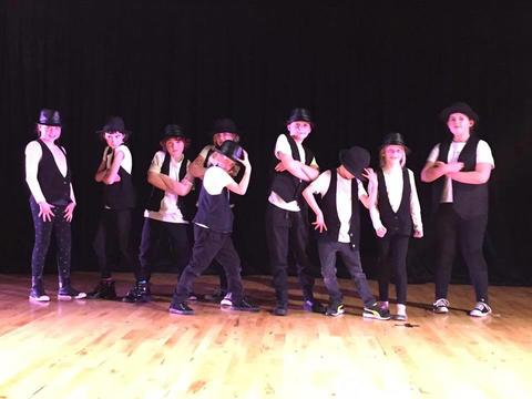 Urban Hip Hop boys team